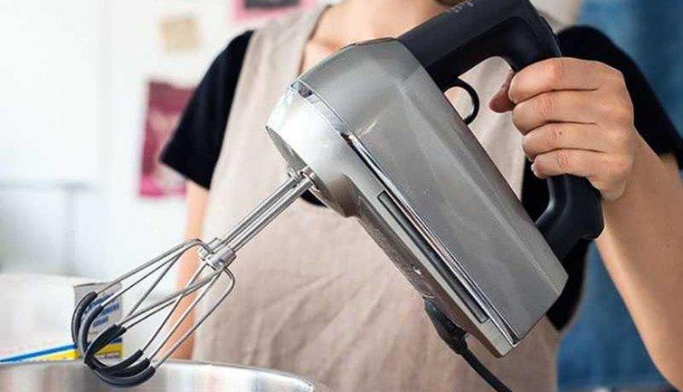 Миксер BOSCH MFQ3650X - незаменимый помощник на кухне - фото 1